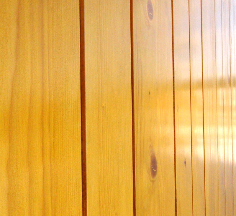 houzeko wooden facade