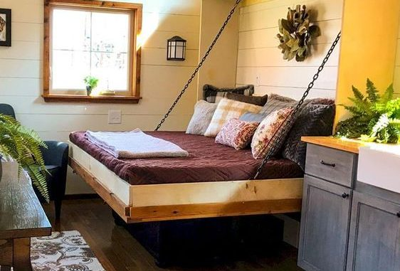 Space-saving hacks for your Tiny House