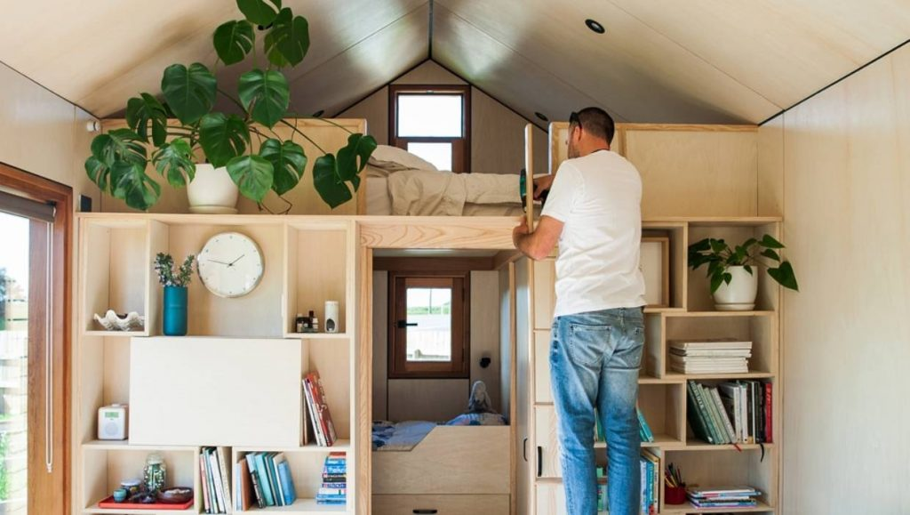 3 (good) reasons to adopt plants in Tiny House